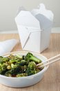 Chinese Takeout Royalty Free Stock Images - 50838599