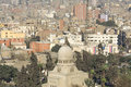 Downtown Of Cairo Seen From The Saladin Citadel, Egypt Stock Image - 50870321