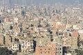 Downtown Of Cairo Seen From The Saladin Citadel, Egypt Royalty Free Stock Photography - 50870377