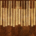 Abstract Musical Piano Keys - Seamless Background - Different Co Royalty Free Stock Image - 50873106