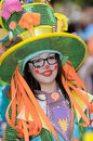 TENERIFE, FEBRUARY 17: Carnival Groups And Costumed Characters Stock Photography - 50874982