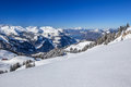 Lake Lucerne And Swiss Alps Covered By Fresh New Snow Seen From Royalty Free Stock Photography - 50881317