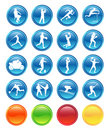 Buttons Royalty Free Stock Image - 5099736