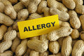 Peanut Allergy Stock Photography - 50913312