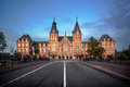 National Museum Amsterdam Royalty Free Stock Photos - 50917238