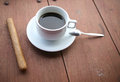 A Cup Of Coffee In Dominican Republic Stock Photos - 50938373