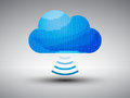 Cloud Computing Vector Illustration Stock Photo - 50997570