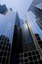 Dramatic Glass Building Stock Photography - 5106802