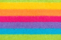 Colorful Striped Knitted Wool Royalty Free Stock Photography - 51003507