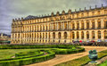 View Of The Palace Of Versailles Royalty Free Stock Images - 51048489