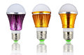New Type  LED Lamp Bulb  Or Energy Saving Led Light Bulb Royalty Free Stock Photo - 51055345