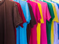 Colorful Clothes Drying Royalty Free Stock Photography - 51067567