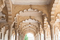 Hall Of Public Audience, Agra Fort, India Royalty Free Stock Photography - 51068007