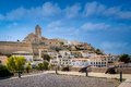 Dalt Vila Fortress Royalty Free Stock Images - 51074939