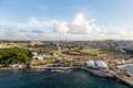Port Of Curacao Stock Image - 51104231