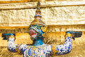 Stunning Wat Phra Kaew Royalty Free Stock Images - 51112699