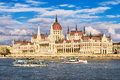 Parliament Building In Budapest, Hungary Royalty Free Stock Photos - 51123428