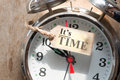 Its Time Stock Images - 51149794