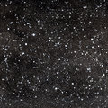 Black And White Hand Drawn Night Sky Stock Photography - 51152482