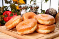 Glazed Donuts Stock Photo - 5124660
