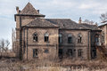 Old Abandoned And Destroyed House Royalty Free Stock Photo - 51215595