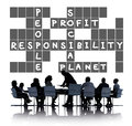 Social Responsibility Reliability Dependability Ethics Concept Stock Photography - 51221392