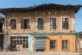 The One  Old House In Albanian City Shkodra Royalty Free Stock Photo - 51235665