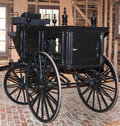 Funeral Wagon Royalty Free Stock Images - 51262029