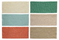 Set Of Fabric Swatch Samples Stock Image - 51265601
