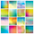 Abstract Colorful Blurred Backgrounds Stock Photo - 51278680