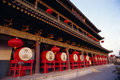 Xian Drum Tower Royalty Free Stock Image - 5132916