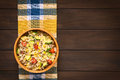 Rice Dish With Mincemeat And Vegetables Stock Photography - 51308702