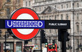 London Underground Sign Royalty Free Stock Images - 51318769