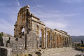 The Ruins Of The Ancient Roman City Of Volubilis, Morocco Stock Photos - 51330193