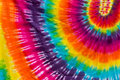 Colorful Tie Dye Spiral Pattern Design Stock Photo - 51334910