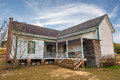 Old Farmhouse In Alabama Royalty Free Stock Photography - 51361757