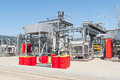 Oil Pumping Station Royalty Free Stock Images - 51363109