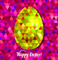 Happy Easter Egg Stock Image - 51369881
