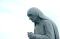 Statue Of Mother Teresa In Struga,Macedonia Royalty Free Stock Photos - 51373278