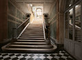 Versailles, France - 10 August 2014 : Marble Staircase At Versailles Palace ( Chateau De Versailles ) Royalty Free Stock Images - 51376309