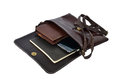 Old Leather Bag Royalty Free Stock Photo - 51392995