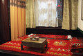 Ancient Chinese-style Bedroom Royalty Free Stock Photography - 5143637