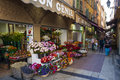 Rue Pairoliere In Nice, France Royalty Free Stock Image - 51418366