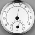 Temperature And Humidity Meter. Royalty Free Stock Photography - 51427467