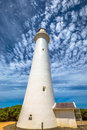 Split Point Lighthouse Victoria Royalty Free Stock Image - 51444376