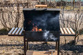 BBQ Grilling Royalty Free Stock Image - 51452986