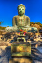 Kamakura Buddha, Japan. Royalty Free Stock Photos - 51466608