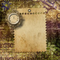 Abstract Beautiful Background In The Style Of Mixed Media Stock Image - 51476101