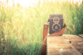 Old Camera Royalty Free Stock Photo - 51495375