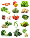 Vegetables Collection Royalty Free Stock Image - 5153166